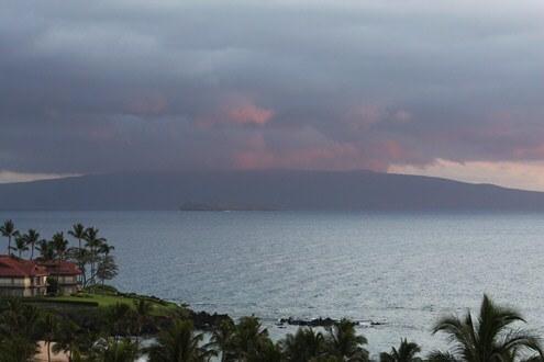 Oceanview in Hawaii