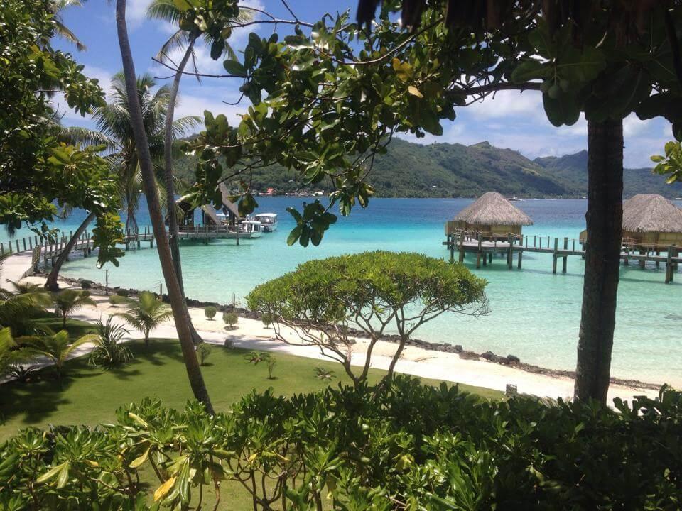 Bora Bora Tahiti Four Seasons