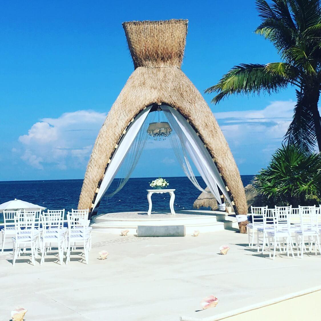 Beach Wedding chapel Dreams RM